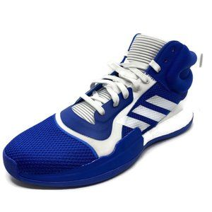 Adidas Marquee Boost Low Royal Blue Basketball Sho